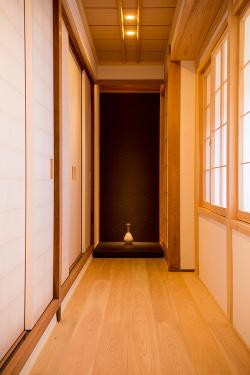 568-2津田邸 廊下