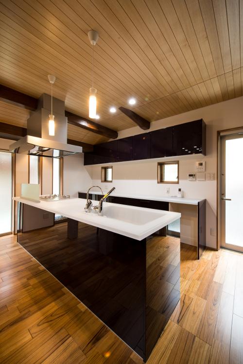569 津田邸 キッチン2