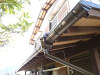 ■生駒市A様邸 屋根・樋工事完工しました