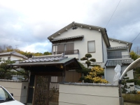 ■奈良市M様邸  外壁塗装工事完工しました