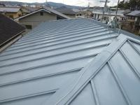 ■奈良市Ⅰ様邸 屋根塗装工事完工しました