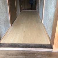 ■生駒市M様邸 床工事完工しました