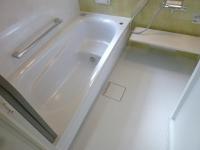 ■生駒市N様邸 浴室・洗面・トイレ工事完工しました