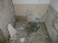 ■奈良市M様邸 浴室・洗面工事が始まりました