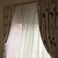 ■天理市T様邸 新築カーテン取り付けました