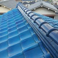 ■生駒市N様邸 屋根工事完工しました